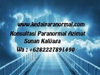 Konsultasi Paranormal Azimat Sunan Kali Jaga