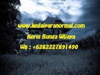 Misteri Keris Bunga Wijaya Kusuma Di Rumah Sweet