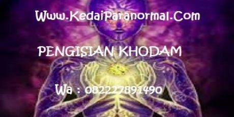 Jasa Pengisian Ilmu Khodam Sapu Jagad